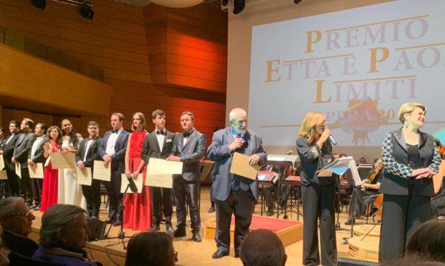 I vincitori del 5° Concorso Internazionale Etta e Paolo Limiti