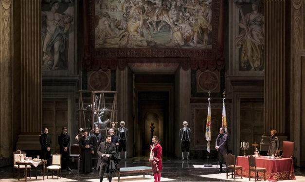 Il secondo cast di Tosca al Teatro Regio di Torino