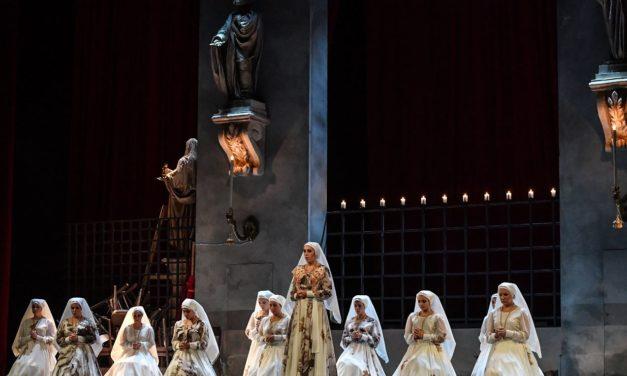 Al Teatro Coccia di Novara il dittico composto da Suor Angelica e Cavalleria rusticana