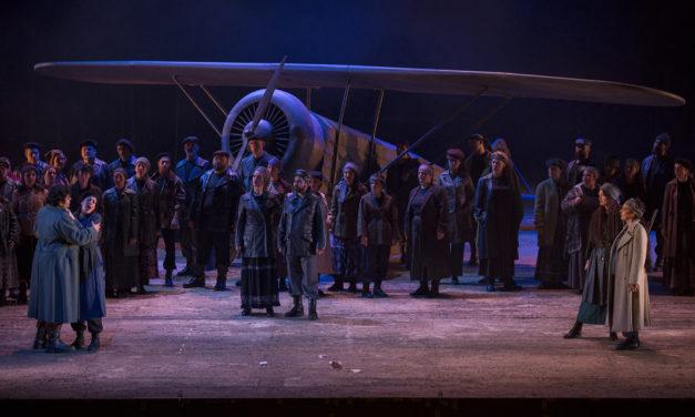 Carmen al Teatro Regio di Torino nell'allestimento di Stephen Medcalf
