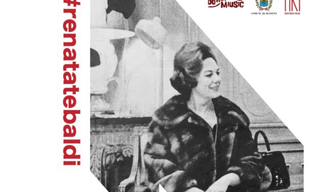 Il Museo Renata Tebaldi ricorda a Busseto i 15 anni dalla morte di Renata Tebaldi