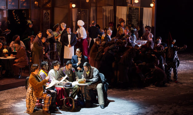 Un grande classico di Puccini per il Natale del Teatro del Maggio: torna La bohème