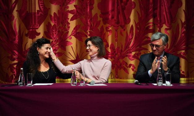 Fra tre anni Cecilia Bartoli succederà a Jean-Louis Grinda alla guida dell'Opéra di Montecarlo
