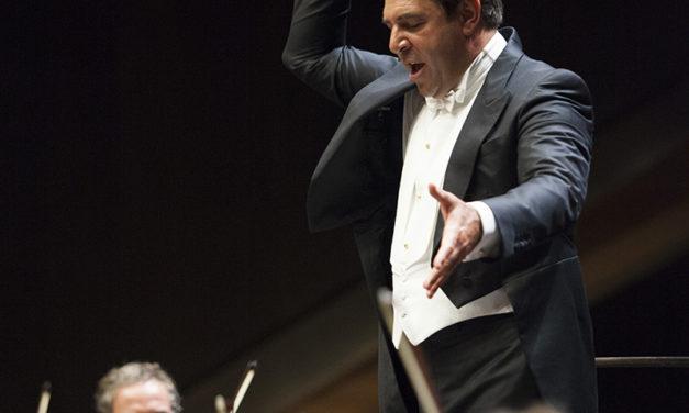 Il maestro Daniele Gatti dirige la Tragica di Gustav Mahler al Teatro del Maggio