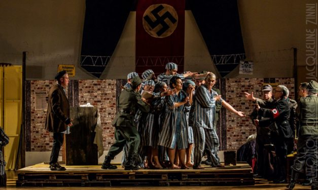 Buchenwald Tosca'. L'orrore della Shoah sconfitto dalla luce dell'arte