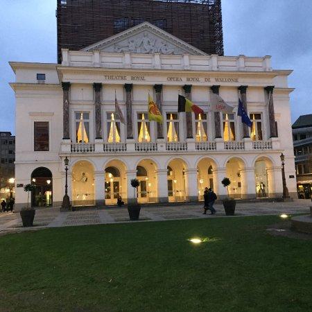 Concorso Internazionale di direttori d'opera dell'Opéra Royal de Wallonie di Liegi
