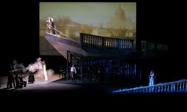 La Tosca di Puccini, al Teatro Carlo Felice