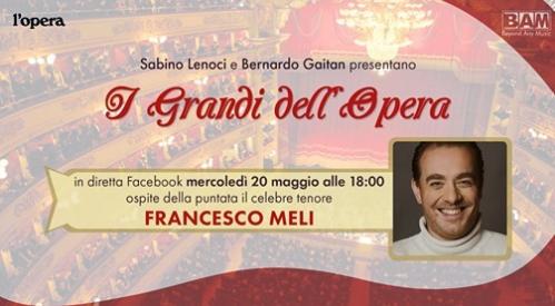I Grandi dell'Opera