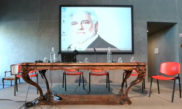 Placido Domingo al Maggio Musicale Fiorentino con Sabino Lenoci e Giancarlo Landini