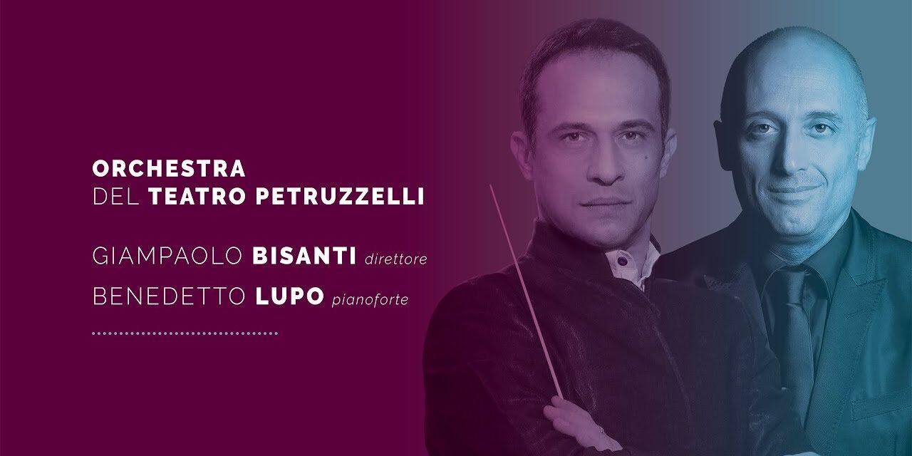 Orchestra del Teatro Petruzzelli direttore Giampaolo Bisanti, pianoforte Benedetto Lupo