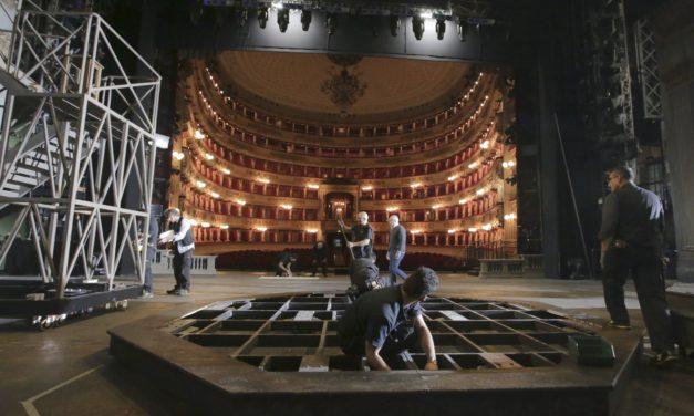 Riccardo Chailly porta Tosca al 7 dicembre al Teatro alla Scala