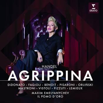 La nuova incisione di Agrippina di Händel con protagonista Joyce DiDonato nel ruolo del titolo