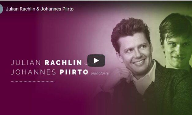 Julian Rachlin & Johannes Piirto