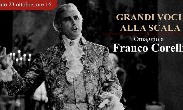 OMAGGIO A FRANCO CORELLI